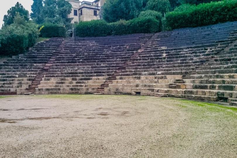 Roman Theatre - Verona, Veneto, Italy - rossiwrites.com