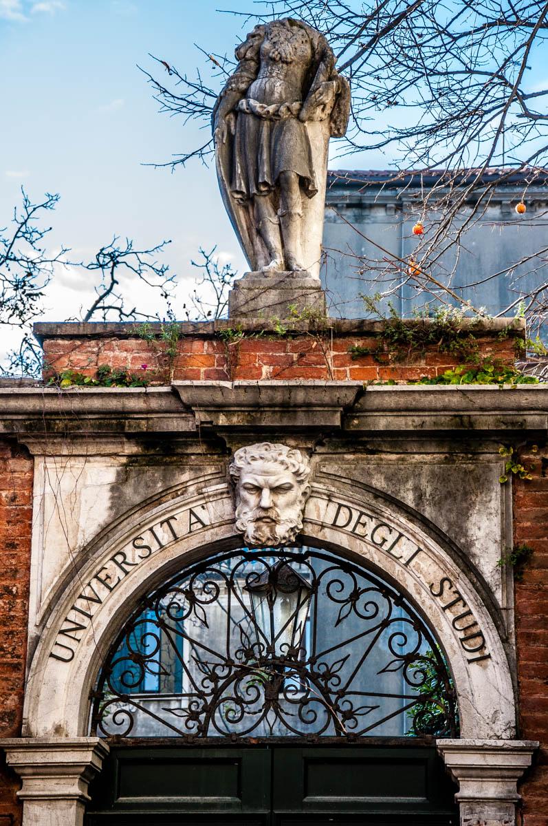 Ca Foscari University - Venice - rossiwrites.com