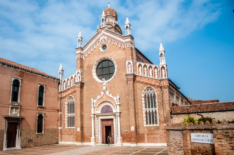 Church of Madonna del Orto - Venice, Italy - www.rossiwrites.com