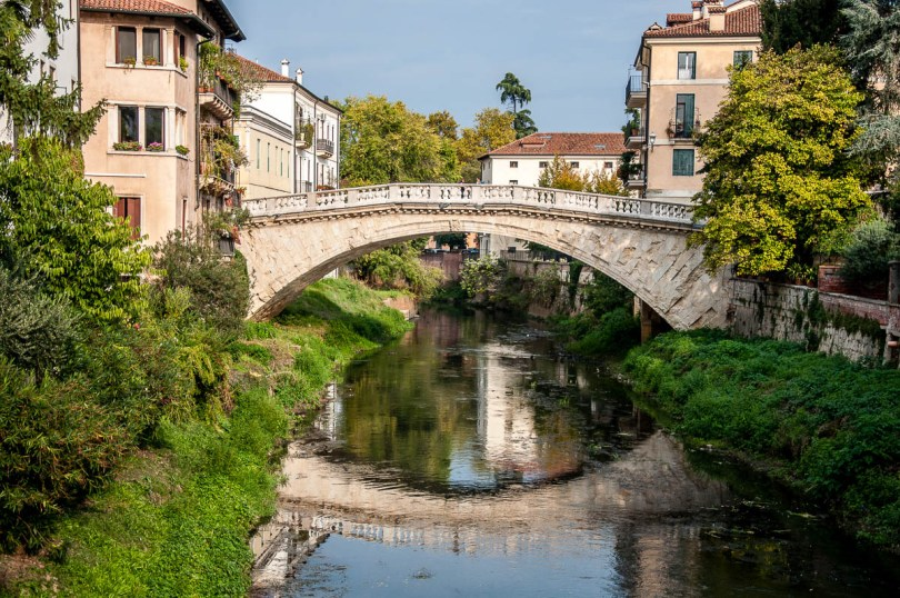 San Michele bridge - Vicenza, Italy - rossiwrites.com