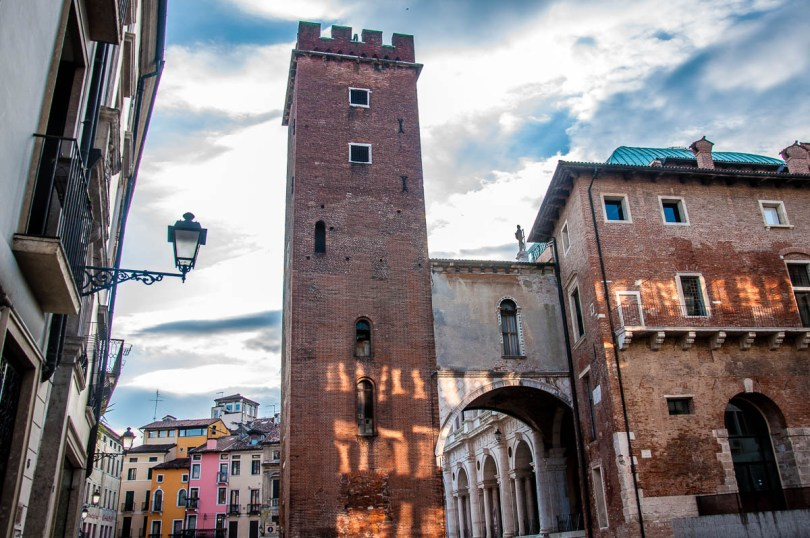 The Tower of Torment - Vicenza, Italy - rossiwrites.com