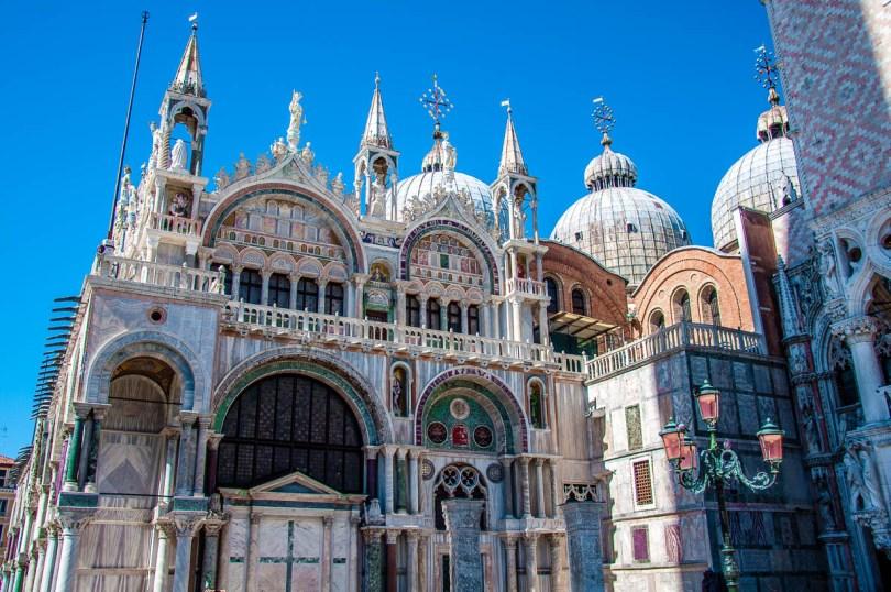 Basilica di San Marco - Venice, Italy - rossiwrites.com