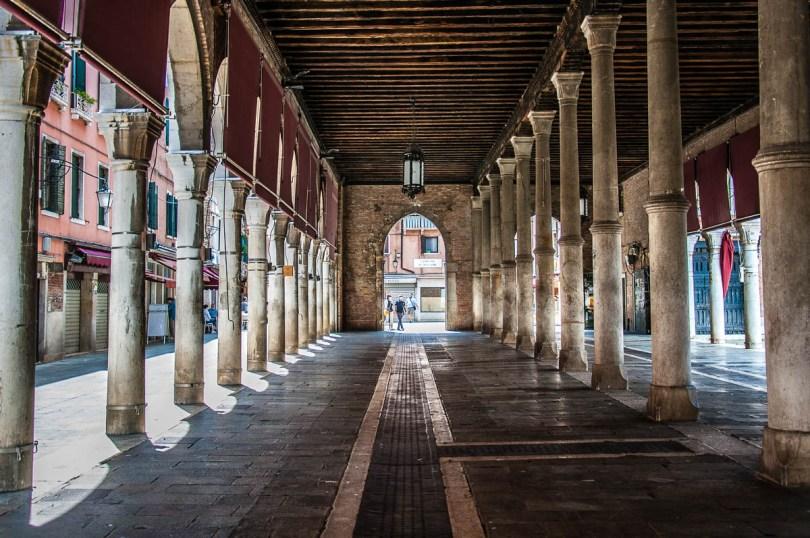 Rialto Fish Market - Venice, Italy - rossiwrites.com