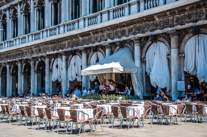 St. Mark's Square - Venice - Veneto, Italy - rossiwrites.com