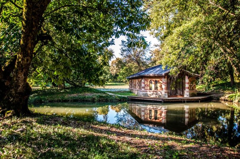 The Cavana - Parco Villa Bolasco - Castelfranco Veneto, Italy - www.rossiwrites.com