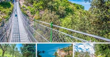 Lake Garda's Tibetan Bridge - A High-Adrenaline Hiking Experience in the Veneto, Italy - rossiwrites.com
