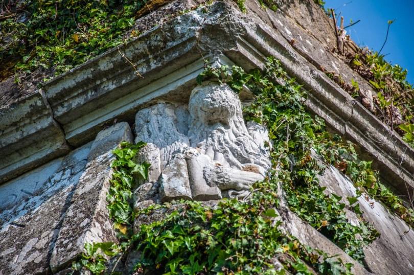 The Venitian lion - Palmanova, Friuli-Venezia Giulia, Italy - www.rossiwrites.com