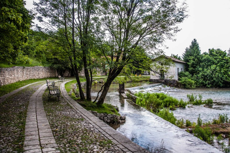 The springs of the river Livenza - Polcenigo, Friuli Venezia Giulia, Italy - rossiwrites.com