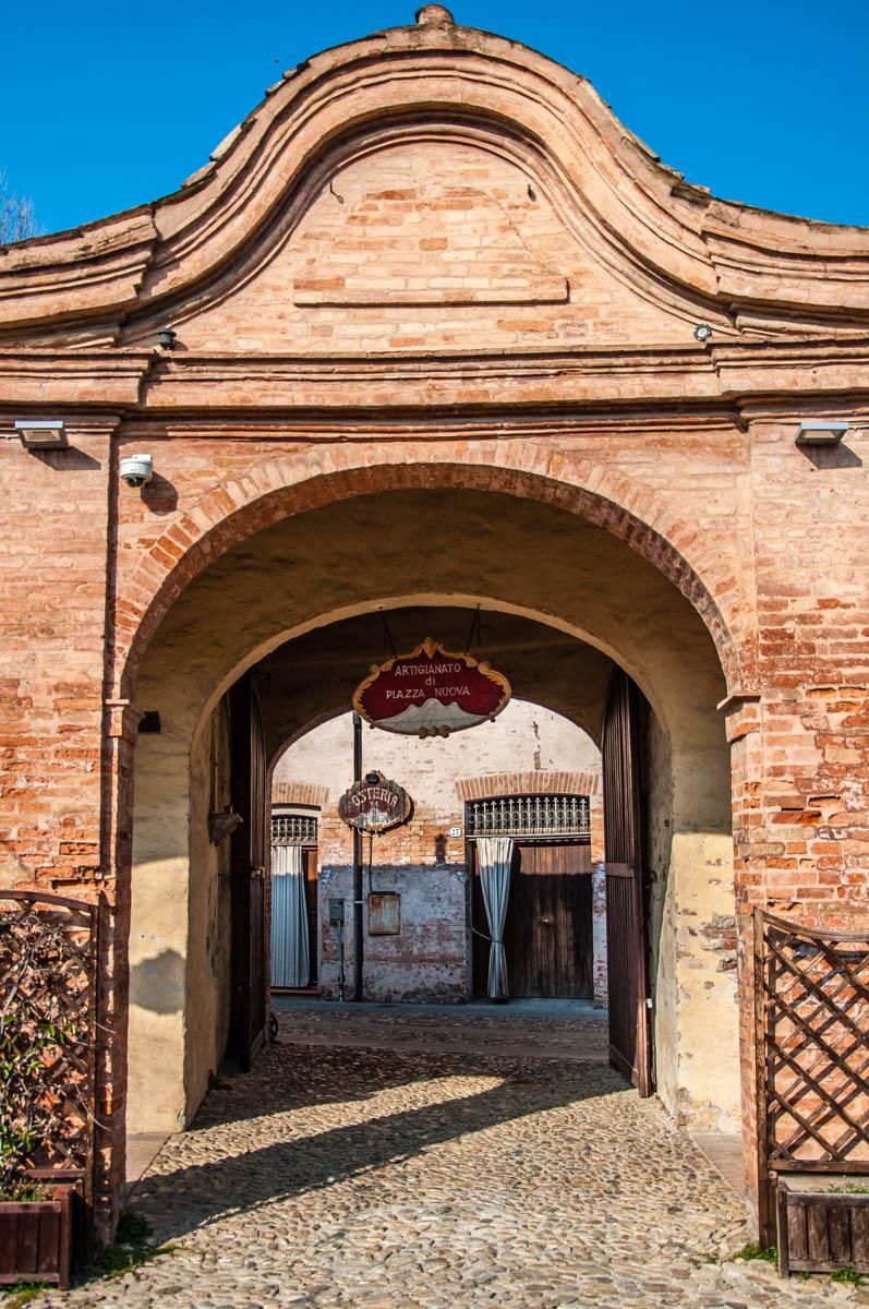 Piazza Nuova - Bagnacavallo, Province of Ravenna - Emilia-Romagna, Italy - rossiwrites.com