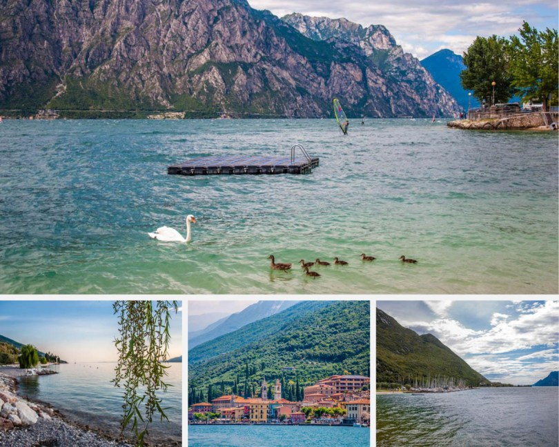 Lake Garda Beaches - 16 Top Tips for a Great Day at the Beach at Italy's Largest Lake - rossiwrites.com