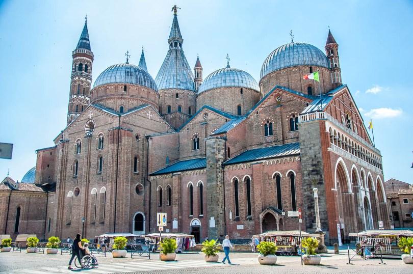 Basilica of St. Anthony - Padua, Veneto, Italy - rossiwrites.com