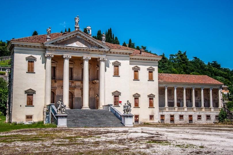 Villa da Porto - Montorso Vicentino - Veneto, Italy - rossiwrites.com