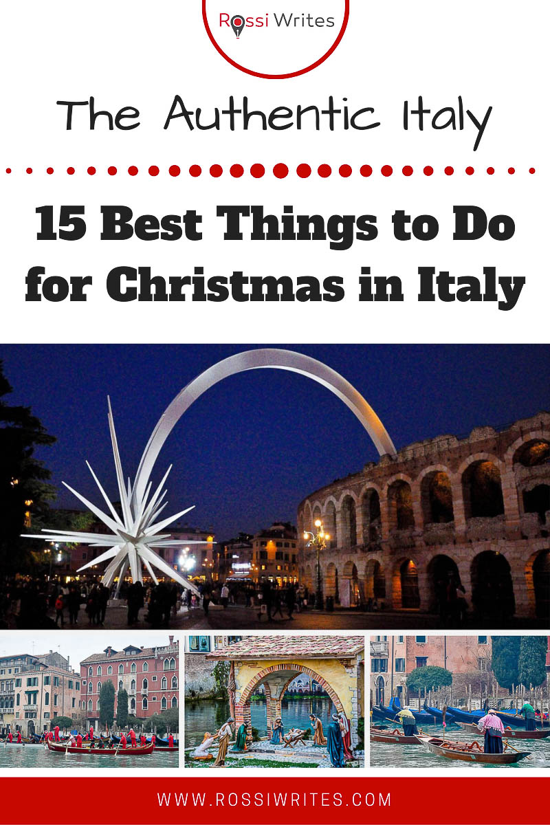 Pin Me - 15 Best Things to Do for Christmas in Italy - rossiwrites.com