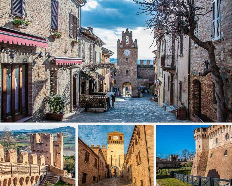 10 Things to Do in Gradara - Italy's Most Beautiful Village for 2018 - rossiwrites.com
