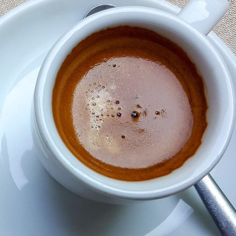 Espresso - Vicenza, Italy - rossiwrites.com