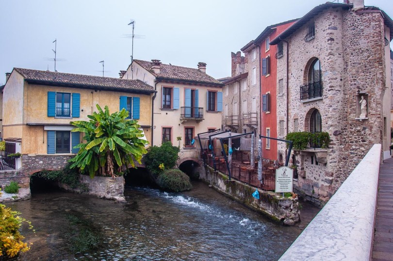 Old watermills converted into short-term rentals - Borghetto sul Mincio, Italy - rossiwrites.com