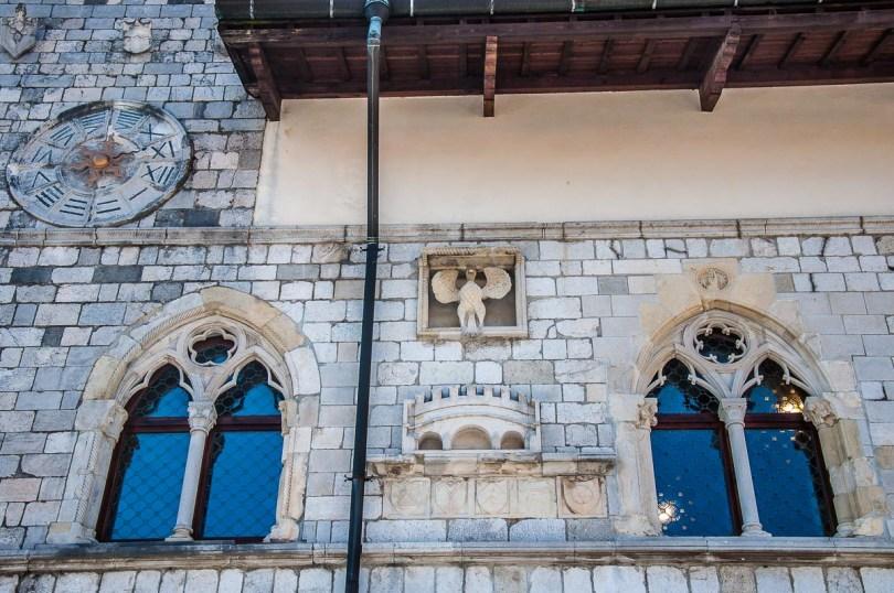 Palazzo Comunale - Venzone, Italy - rossiwrites.com