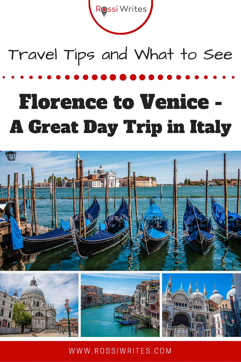 Pin Me - Florence to Venice – A Fascinating Day Trip in Italy
