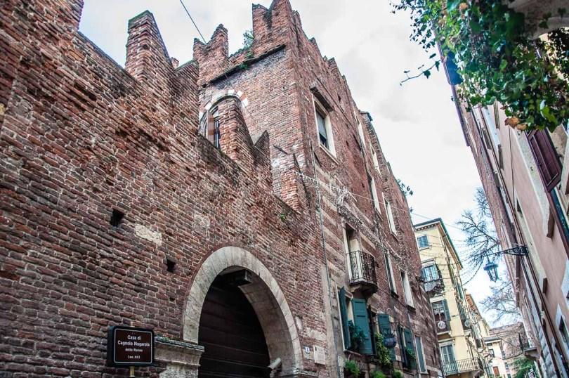 Romeo's House - Verona, Italy - rossiwrites.com