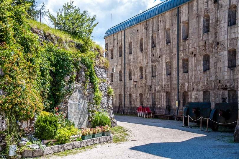 Forte Belvedere in Lavarone - Trentino, Italy - rossiwrites.com