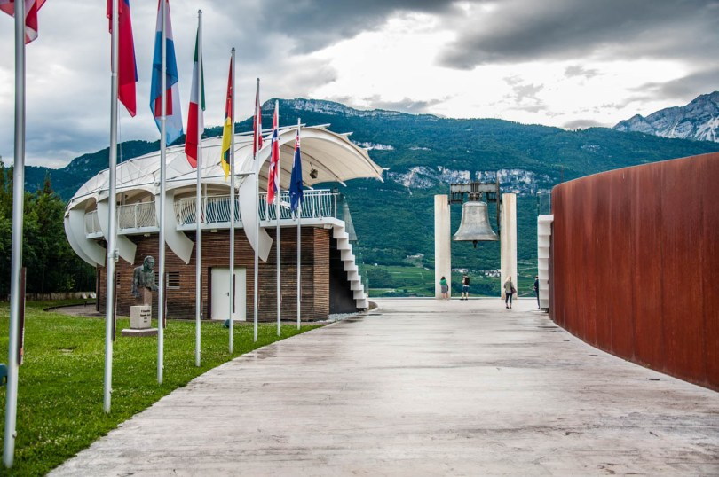 Maria Dolens - The Bell of the Fallen - Rovereto, Italy - rossiwrites.com