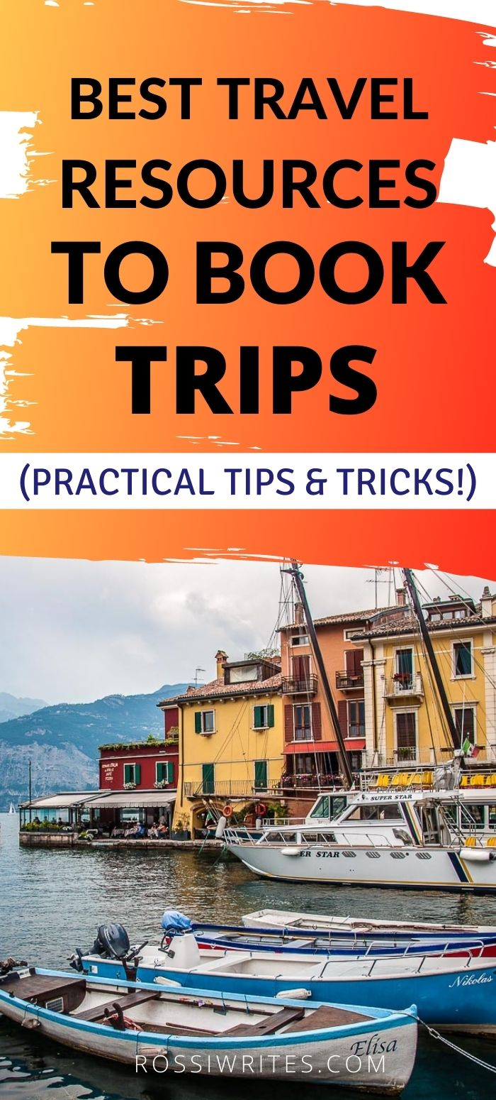 Pin Me - Best Travel Resources and Sites to Book Trips - rossiwrites.com