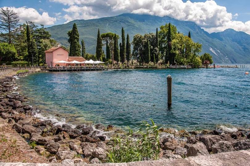 PuntaLido - Riva del Garda, Italy - rossiwrites.com