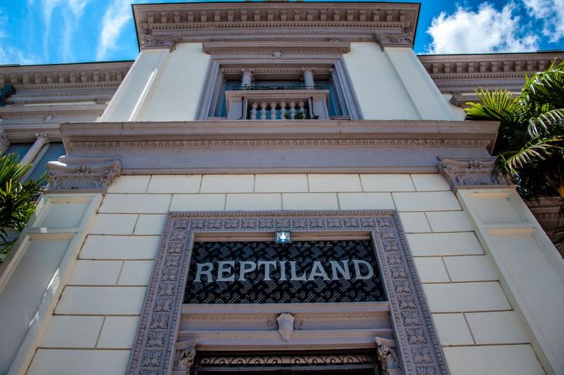 Reptiland - Riva del Garda, Italy - rossiwrites.com