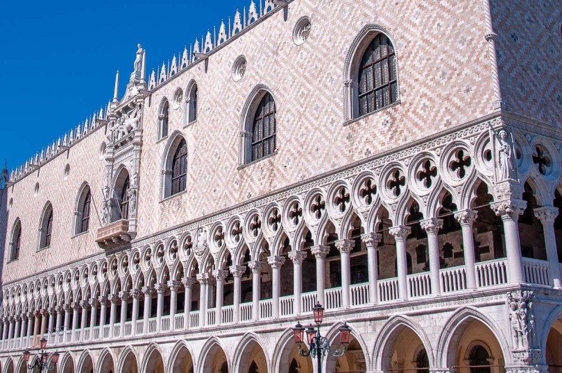 Doge's Palace - Venice, Italy - rossiwrites.com