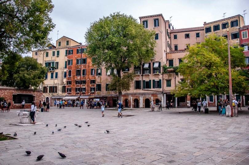 Jewish Ghetto - Venice, Italy - rossiwrites.com