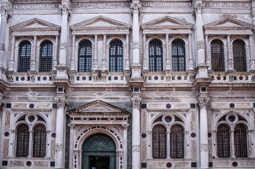 Scuola Grande di San Rocco - Venice, Italy - rossiwrites.com