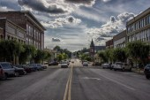 Downtown Columbia TN, West 7th st, RossJaynes, RossJaynes.com