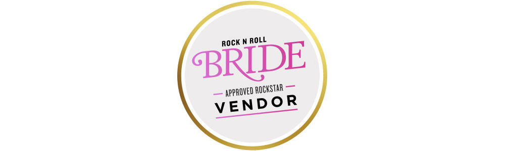 featured on rock roll bride