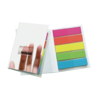 Sticky-Smart Index Cover Tabs