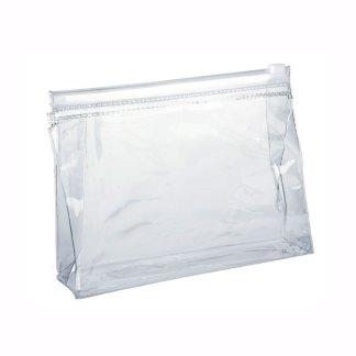Clear Slide Zipper Eva Bag