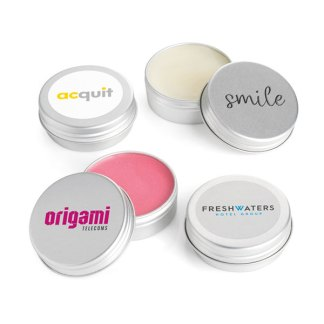 Drink Flavour Lip Balm With A Twist On Lid, 10ml