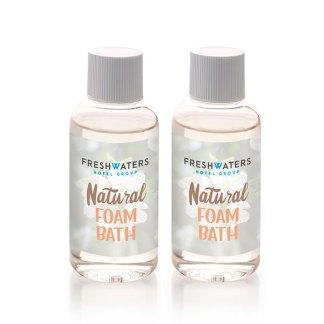 Relaxing Natural Foam Bath,  50ml