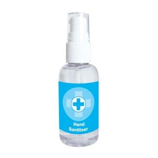 Hand Sanitiser Gel, 50ml