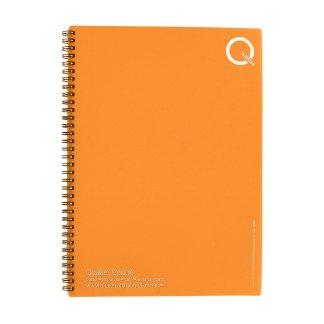 Green & Good A4 Polypropylene Wire Notebooks - Recycled