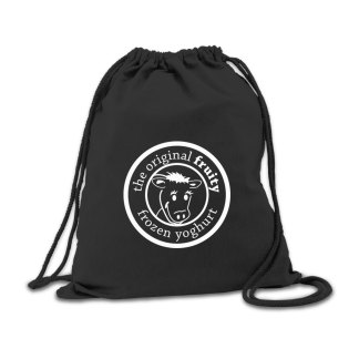 Green & Good Coloured Columbia Drawstring Backpack - Cotton 4oz