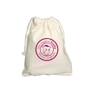 Green & Good Large Drawstring Pouch - Cotton 4oz