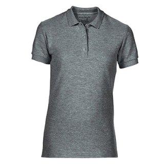 Ladies Premium Cotton® Double Piqué Polo Shirt