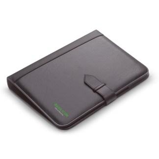 Imitation Leather A4 portfolio with calculator