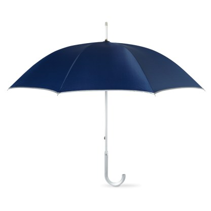 Umbrella with silver coating