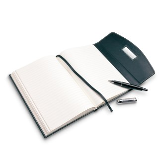Notebook with ball pen