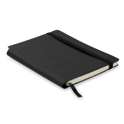 Notebook PU cover lined paper