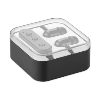 Bluetooth earphones in box