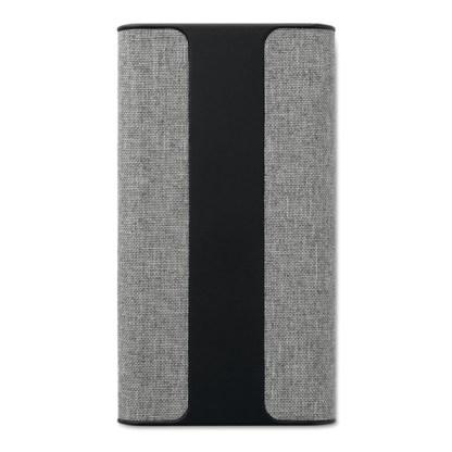 Fabric power bank 6000 mAh