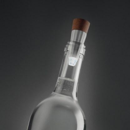 LED bottle stopper light