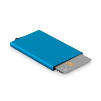 Aluminium RFID card holder